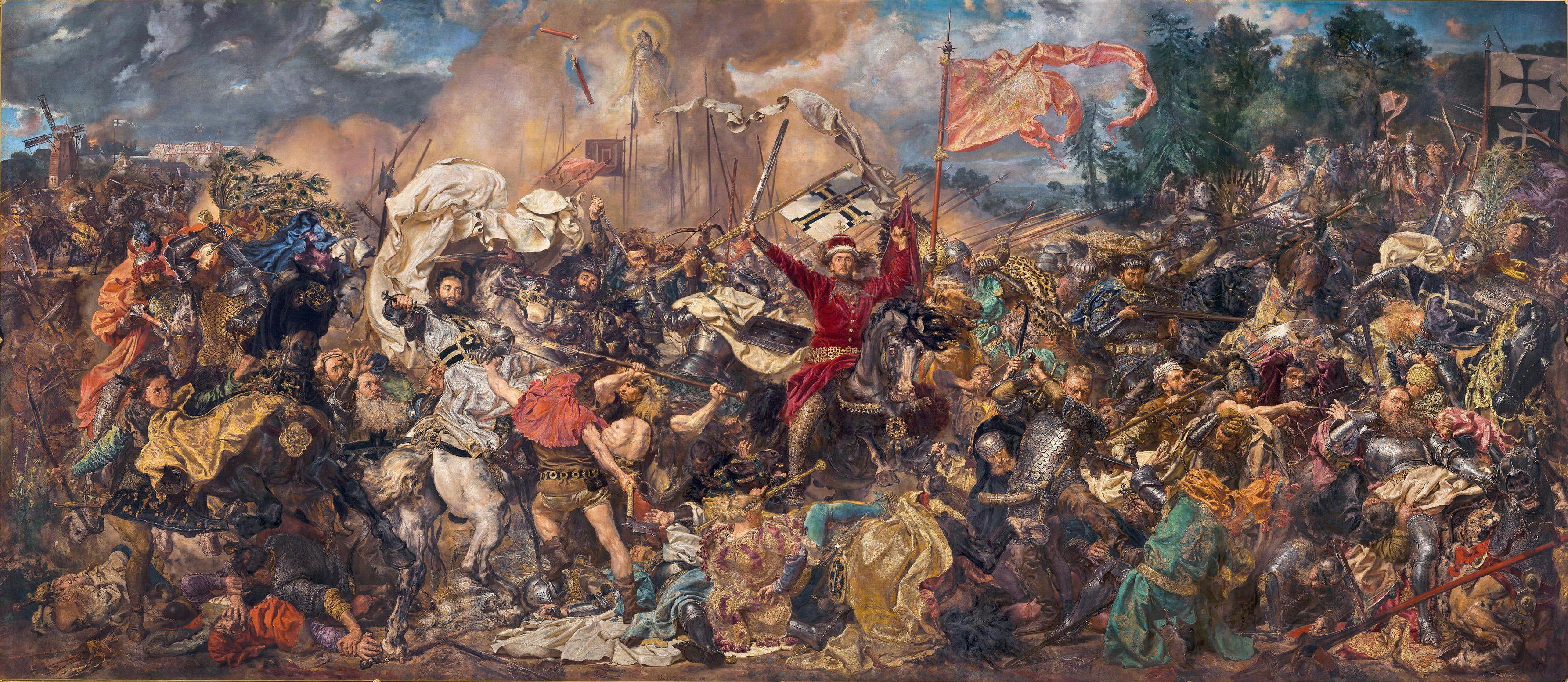 波蘭歷史|格倫德瓦戰役