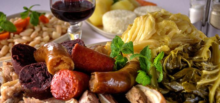 行者無疆小食堂─葡萄牙燉菜Cozido a Portuguesa
