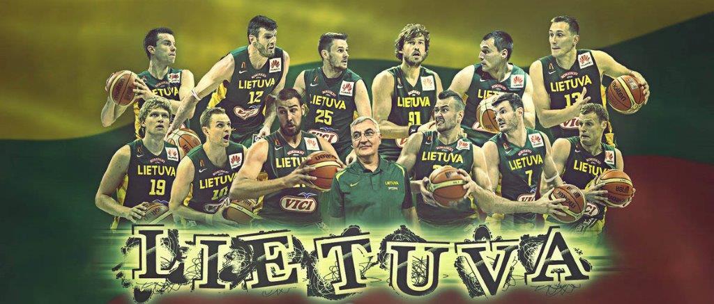 立陶宛籃球