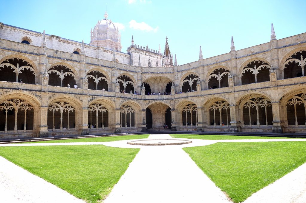 傑羅尼莫斯修道院