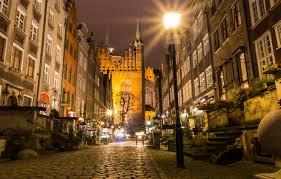 波蘭旅遊|格坦斯克Gdansk