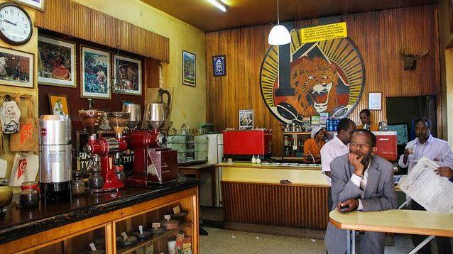 衣索比亞咖啡