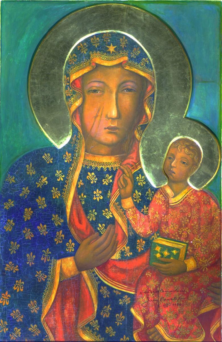 波蘭黑聖母