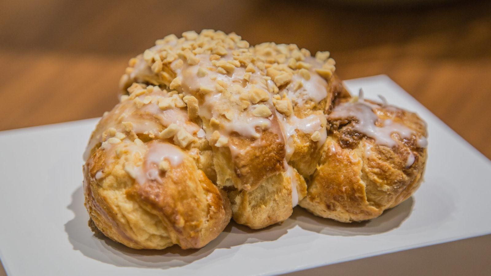 波蘭美食|波茲南牛角麵包