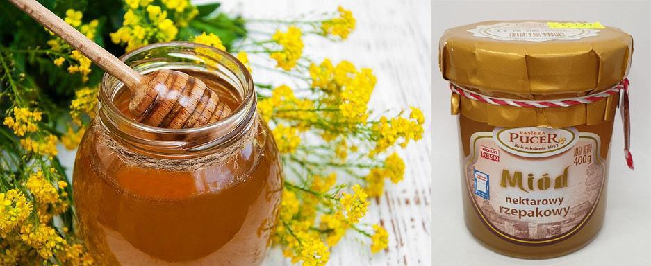 油菜花蜂蜜