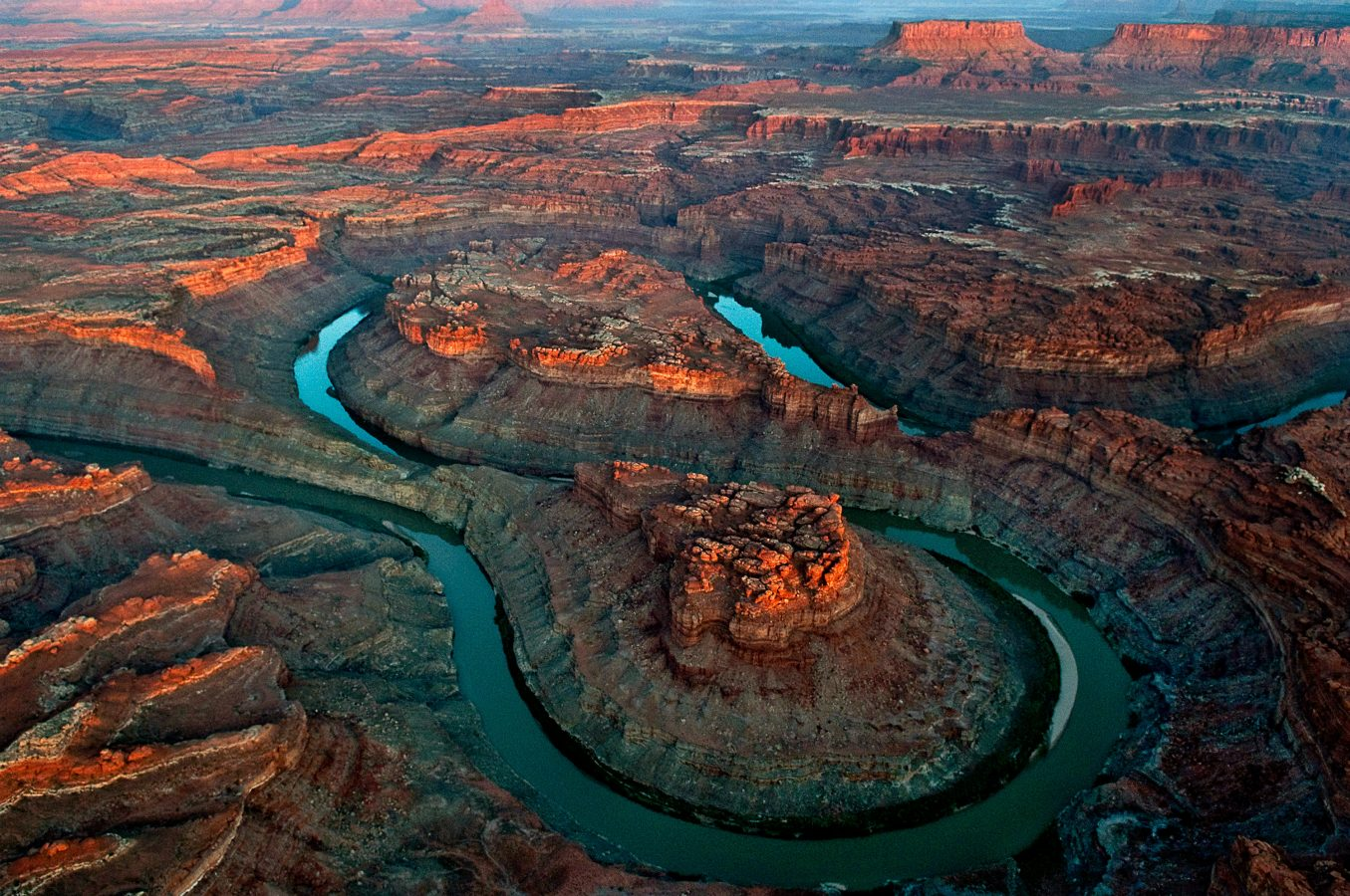 美國國家公園|峽谷地國家公園